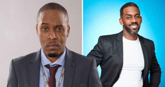 Production company apologises to comedian Dane Baptiste for confusing picture of him with Richard Blackwood
