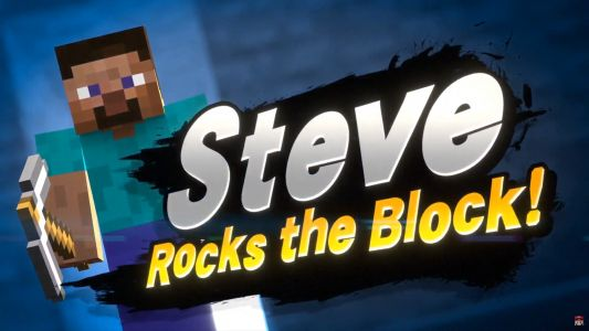 The next Super Smash Bros Ultimate fighter is actually four Minecraft characters