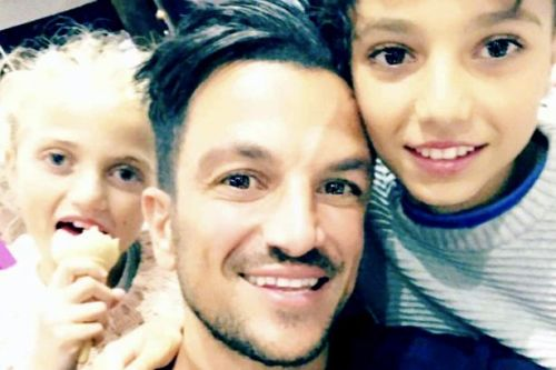Peter Andre breaks silence after Katie Price checks into rehab following 'I love coke' video shame