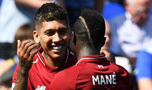 Liverpool news: Sadio Mane reveals secret Roberto Firmino chat before PSG heroics