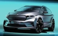2020 Skoda Enyaq: exterior previewed in official images