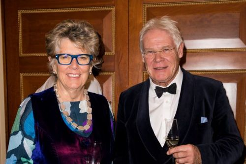 Inside Prue Leith's marriage to John Playfair and their decision not to live together