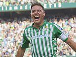 Real Betis captain Joaquin hits hat-trick at the age of 38 and breaks La Liga record