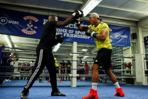 Anthony Yarde has shunned sparring partners for Sergey Kovalev fight
