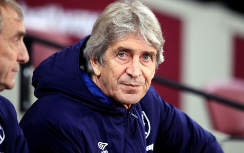 Manuel Pellegrini 'not worried about relegation' but West Ham manager fighting for his future after Arsenal defeat