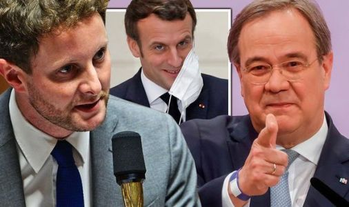 'Good for France!' Gloating Macron ally welcomes Merkel's likely successor Laschet