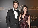 A Brush With Love actor Nick Bateman weds influencer Maria Corrigan in Malibu after 11 years