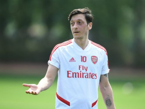 Mesut Ozil thinks he knows the real reason he's been frozen out at Arsenal