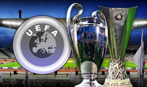 UEFA plot four-team tournament to meet Champions League and Europa League August deadline