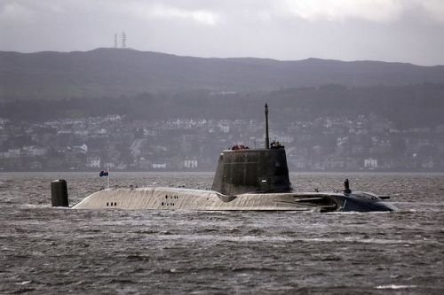 Pentagon reveals Britain will replace Faslane based Trident with new generation of nuclear warheads