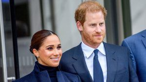 Prince Harry carried a sweet nod to his son during his outing with Meghan Markle