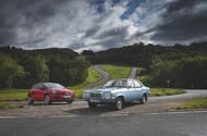 50 years later: Vauxhall Astra meets Victor at Millbrook