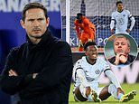 Frank Lampard WILL be sacked if he cannot get Chelsea back in race for top four as doubts emerge