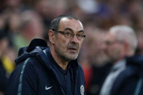Maurizio Sarri makes controversial Champions League claim as Arsenal hand Chelsea top four chance