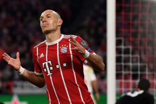 Arjen Robben explains why he is dreading Bayern Munich's trip to Liverpool