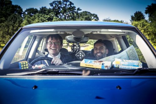 University Challenge stars Eric Monkman and Bobby Seagull land new TV show