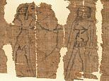SEX spell that would force a man into bed with his female admirer is discovered on Egyptian papyrus