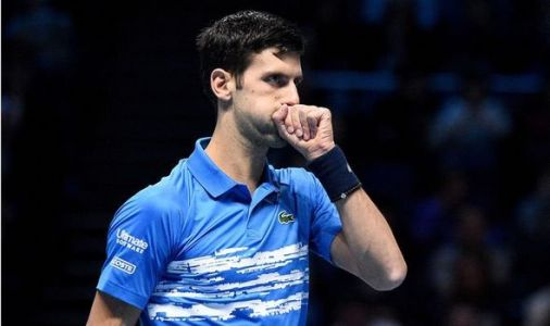 Novak Djokovic in no mood to talk Roger Federer after ATP Finals loss to Dominic Thiem