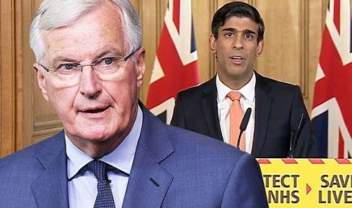 'We HAVE left' Rishi Sunak says Brexit cannot be stopped-UK to meet Barnier within days