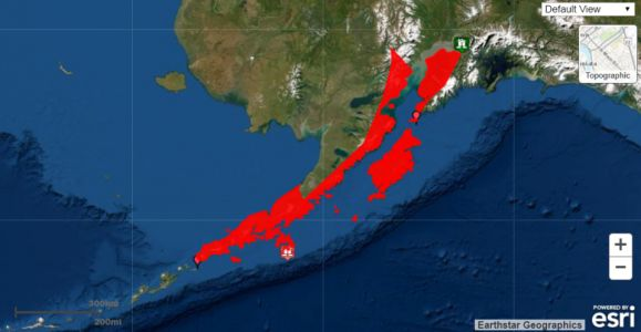 Alaska earthquake - Huge 7.4 magnitude quake strikes off south Alaska sparking tsunami warning along coast