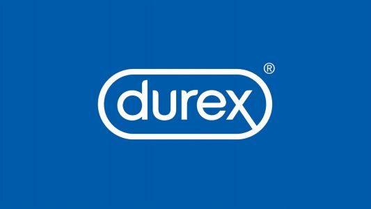 Durex hits the spot with a sexy new logo