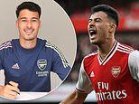 Arsenal tie wonderkid Gabriel Martinelli to new long-term contract