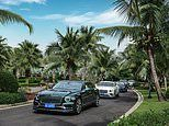 Bentley bounces back from pandemic with record half-year profits