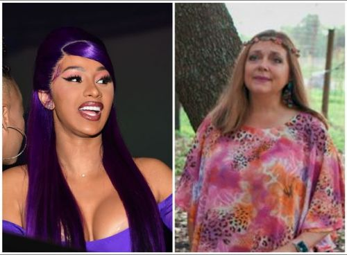 Cardi B Responds To Carole Baskin's WAP Remarks: 'You Killed Your Goddamn Husband'