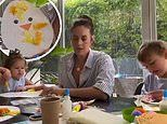 Megan Gale shares her family's sweet Good Friday tradition