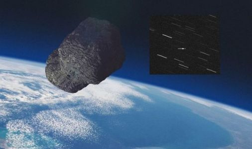 Asteroid close approach: Watch as space rock shoots by Earth