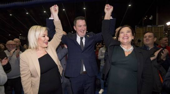 Northern Ireland election results live: DUP loses North Belfast to Sinn Fein's John Finucane as Alliance wins in North Down