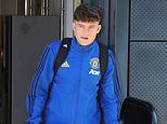 Daniel James hands Man United massive fitness boost as he travels to London for West Ham clash