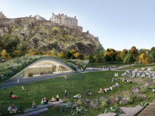 'Naming rights' for new-look Princes Street Gardens set to go up for grabs