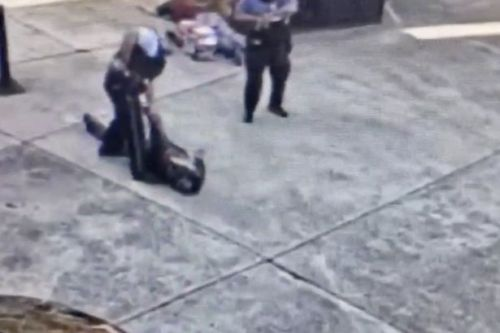 Gunman opens fire on police in New Orleans ambush - officer shot in face