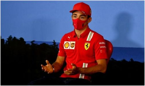 Charles Leclerc: Ferrari star reveals why he will not take the knee at Austrian Grand Prix