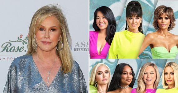Real Housewives of Beverly Hills' Kathy Hilton will 'never hold diamond' as she dashes full-time cast hopes
