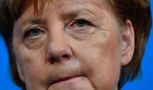 Merkel admits she has lost 'control' of crisis - devastating details leaked from meeting
