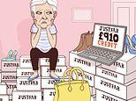 ASK TONY: Online store is forcing me to go on a £910 shopping spree