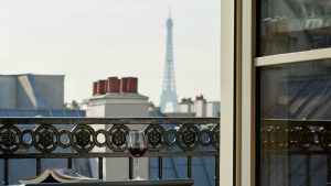 This literary hotel is a Parisian dream
