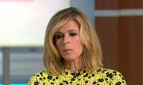 Kate Garraway suffering 'unimaginable pain' as husband Derek's health battle continues
