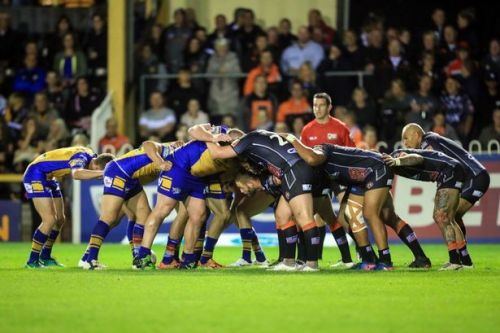 Super League announce scrums will not be reintroduced in 2021 to protect player health