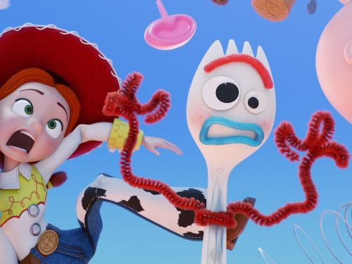 'Toy Story 4' director didn't intend for Forky's anxiety and imposter syndrome to be deeply relatable: 'It's kind of sad'