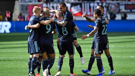 New York City FC stuns Wayne Rooney and D.C. United
