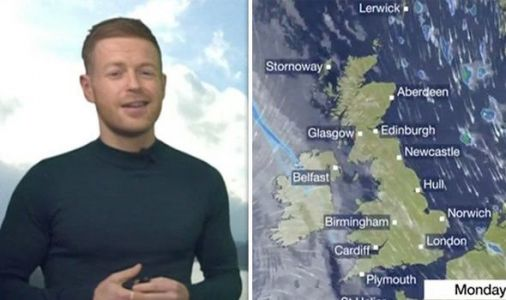 Countryfile weather forecast: BBC weatherman predicts UNSETTLED weather for week ahead