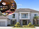Florida mansion with its own CASINO hits the market for $6.9 million