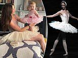 Principal ballerina at Royal Ballet House shares adorable photos of her one-year-old in a tutu