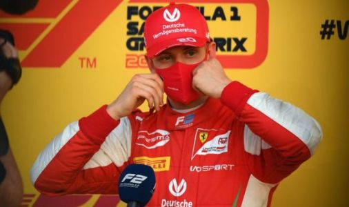 Michael Schumacher health latest: Mick Schumacher's snappy response about father