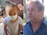 Furious father says Florida school TIED mask to his nonverbal seven-year-old daughter