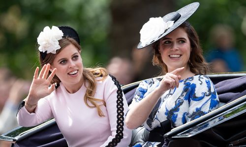 Princesses Beatrice and Eugenie likely to step into Harry and Meghan's roles, says royal biographer Robert Lacey