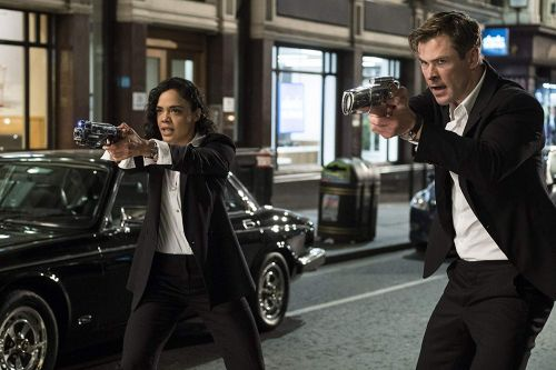 Men In Black: International tracking for a disappointing box office after unfavourable reviews
